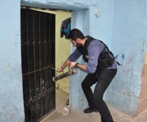 İnegöl'de uyuşturucu satıcılarına operasyon