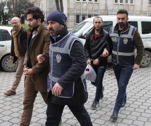 Iraklı kadını bağlayıp darp ve gasp eden 2 kişi yakalandı