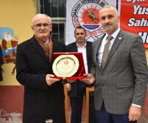 """Sahilköy Muhtarı Sarıoğlu: """"Hizmeti büyükşehir ile gördük"""""""