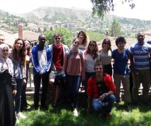 Efeler Cumhuriyet Anadolu Lisesi 7 ülkeye ev sahipliği yapacak