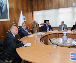 Vali Ahmet Hamdi Nayir: Zafer Organize Sanayi Bölgesi çalışmaları iyi bir noktaya doğru gidiyor