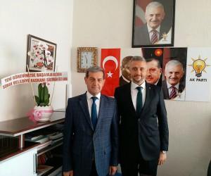 Başkan Adil Biçer: ÖSYM Sınav Merkezi ve Sınav Koordinatörlüğü ilçemize hayırlı olsun