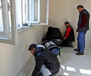 Araç İğdir Köyünde 112 Acil İstasyonu için çalışmalar başladı