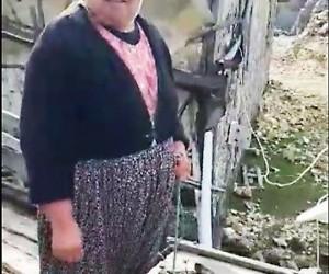 Fatma Atal'ın su hayali gerçekleşti