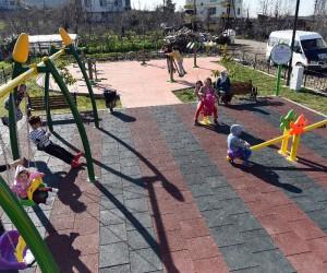 Altınordu'da yeni bir park daha