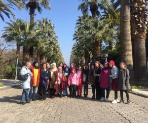 İmam Hatipli öğrencilerden 'Kent şehrengizleri, iyilik öncüleri' hareketi