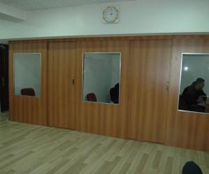 Mersin Cezaevi'ndeki avukat görüşme odaları yenilendi