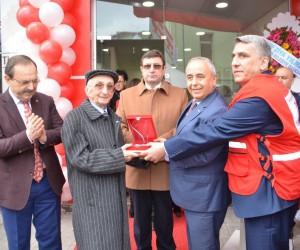 """Bafra'da """"Kızılay Kal Alma Birimi"""