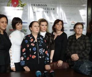 """Karadeniz İlleri Kadın Platformu Derneği Kurucu Üyesi Turan: """"Sığınma evlerinde 13-14 yaşlarında hamile çocuklar oluyor"""""""
