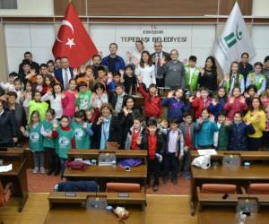 Eko-Okullar'da gündem enerji