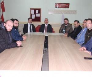 Malazgirt'te 26 Ağustos değerlendirme toplantısı