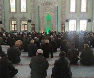Eskişehir'de, Erbakan ve Afrin şehitleri için mevlit okutuldu