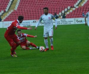 Spor Toto 1. Lig: Balıkesirspor Baltok: 2 -Samsunspor: 0