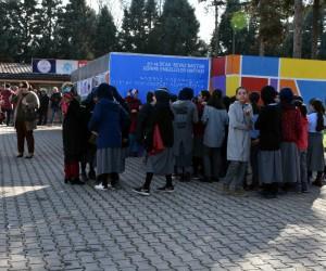 (Özel Haber) Türkiye'nin ikinci empati istasyonu 6 bin ziyaretçi ağırladı
