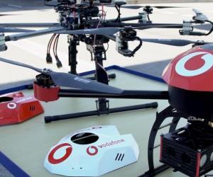 Vodafone, loT drone takip ve güvenlik teknolojisi ile gökyüzünü koruyacak