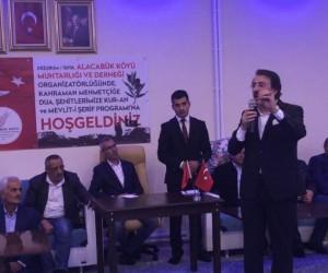 """Milletvekili Aydemir: """"Hepimiz Mehmetçiğiz"""""""