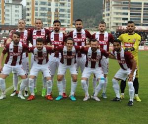 TFF 2. Lig: Tokatspor: 2 - Sivas Belediyespor: 3