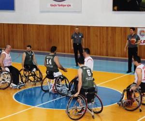 Tekerlekli Sandalye Basketbol Süper Ligi: K. Karabükspor: 75 - Elig Av.Engelli Yıldızlar: 68