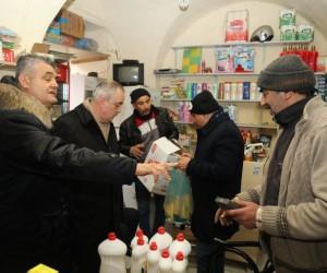 Eyüp Sultan Belediyesinden Kilis'e destek