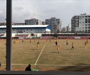 Van'da Play-Off heyecanı devam ediyor