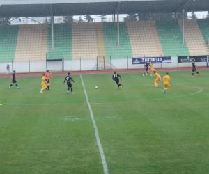 Adıyaman 1954 Spor: 1- Siverek Belediye Spor: 0
