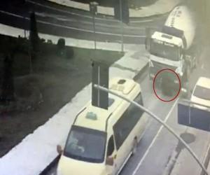 (Özel) İstanbul'da beton mikseri dehşeti