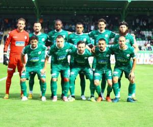 Giresunspor, Play-Off hattından uzaklaştı