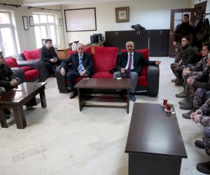 """Başkan Aydın, """"Rabbimiz güvenlik güçlerimize yardım etsin"""""""