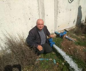 Gördes'te 600 dekar arazi suyla kalkınacak