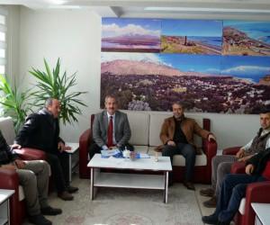 Başkan Gürsoy, manav esnafının sorunlarını dinledi