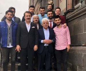 Aydemir'den Dadaş-Gakkoş istişaresi