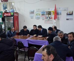 Bozüyük'te 'Sabah namazı buluşmaları' Mehmetçik Camii'nde devam etti