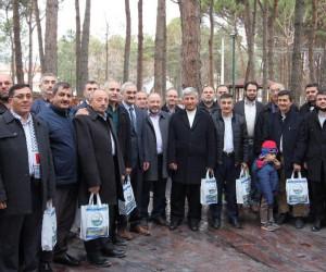 Başkan Karataş din görevlileri ile biraraya geldi