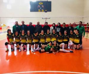 Spor-Der Bayan Voleybol Takımı 2. Lige yükseldi