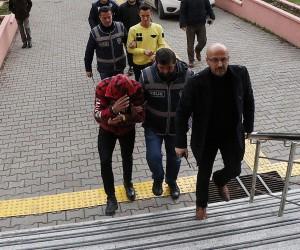 Market hırsızları tutuklandı