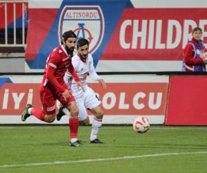 Spor Toto 1. Lig: Altınordu: 1 - Boluspor: 5