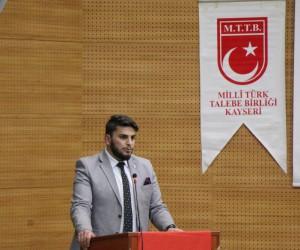 AK Parti MKYK Üyesi ve Kayseri Milletvekili İsmail Emrah Karayel:
