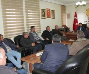 Nevşehir'de halk günlerine vatandaşlar yoğun ilgi gösteriyor