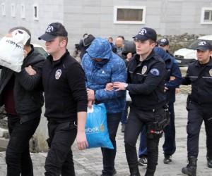Samsun'da yasa dışı bahis operasyonunda 16 kişi adliyeye sevk edildi