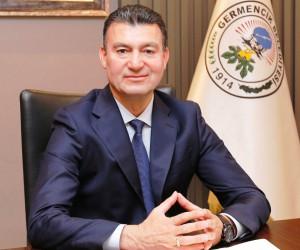 Başkan Akın, Osman Zeki Üngör'ü unutmadı