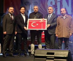 Sincan'da kahraman Mehmetçik için selam ve dua gecesi düzenlendi