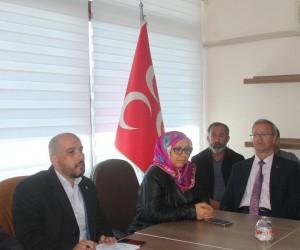 MHP Anamur Kadın Kolları Başkanı Selvi Gümüş oldu