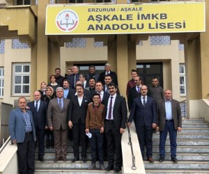 """Milletvekili Aydemir: """"Tarihine sadık gençlerimiz, AK ufkun yıldızları"""""""