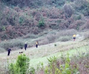 49 gündür kayıp olan yaşlı adam ormanlık alanda arandı