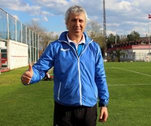 Samsunspor'un yeni hocasından iddialı açıklamalar