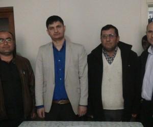 Damızlık koyun ve keçi yetiricilerinden Mehmetçiğe 40 bin liralık destek