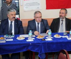 Vali Nayir: Mültecilerin ülkemize geldikten sonra kalacakları il belli, orayı terk etmemeleri lazım