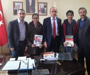 Başkan Halil Başer: Belediye olarak öğrencilerimize desteğimiz devam edecek