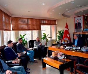 Başkan Yaman, beldeye yapılacak olan tesis hakkında bilgi aldı