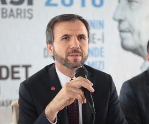 SP Genel Başkan Yardımcısı Doğan: